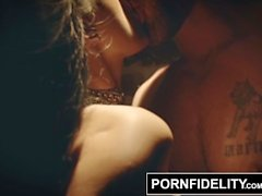 PORNFIDELITY Katrina Jade Lets Loose Her Animal Instincts