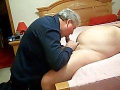di grasso orsi di Daddy succhia