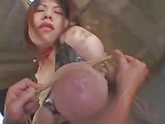 Milking the slave slut