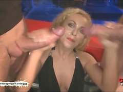 German Goo Grils - Cum covered MILF