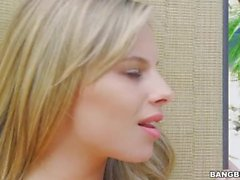 Jillian Janson Gets A Gardener's Huge Dick