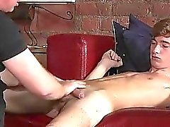 Gay movie of Spanking The Schoolboy Jacob Daniels