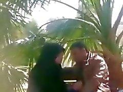 moroccain girl in public