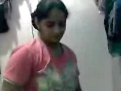 Desi college girl home made fun with her cousin mms - low qaulity