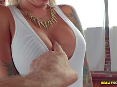 Christy Mack is a wonderfully sexy tattooed babe with perfect : erotic tube Pornsharing