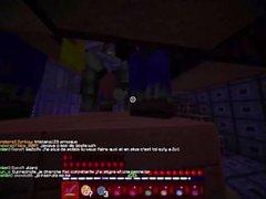 Minecraft пвп GONE ПОЛОВОЙ WITH НЮ PEOPLE Би Кого групповухи