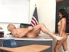 great oral with american twenty girl