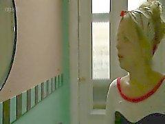 Ruta Gedmintas Laura Fraser Lesben Küssen auf ein