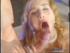 Eva Falk and Sophie Evans are two luscious Italian blondes