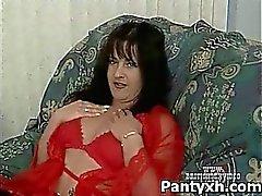 Selvatici Cagna di nylon Porn