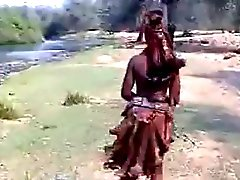Afrikan kuuma tyttö