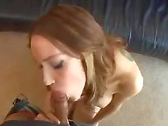 AMWF Audrey Elson interracial with Asian guy