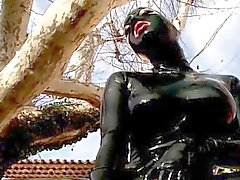 Latex and ultra fetish bdsm havingsex