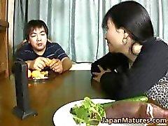 Mulheres maduras japonês goza part2 masturbação