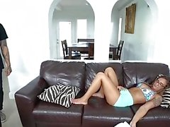 PunishTeens - Brutal Fucking Para Grandes Tittied GF