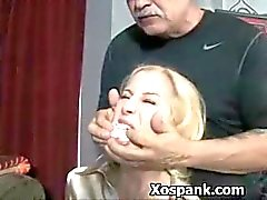 Whore Bdsm Espancado descontroladamente