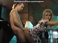 Alicyn Sterling, Angela Summers, David Hughes in vintage