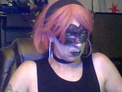 Hot Dancing Goth CD Cam Show (parte 2 di 2)
