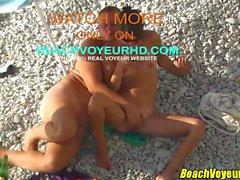 Exchibitionist Nudist Couples CamSpy Beach Voyeur
