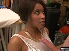 Kiki Minaj just got married and is almost used to the...