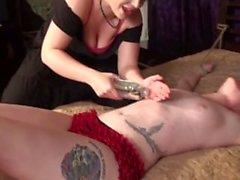 TickleIntensive - Sexy Stella's Topless Gang Tickling