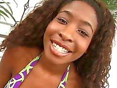 lexy hot ebony beauty