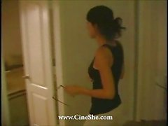 Gizelle and Thomas Amateur Tape