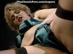 Crystal Wilder, Nikki Dial, Jon Dough in classic fuck clip