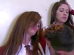 Lily Carter And Karina White Precious Moment