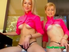 Girls Are Ready For You to Turn on VIBEPUSSY Ohmibod Sex Toy
