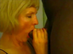 RELOAD COMBINED: Mature Blond Loves BBC