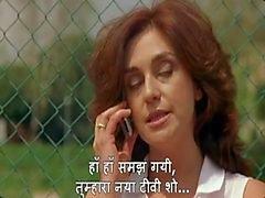 Del problema doble - Tinto en bronce - subtítulos hindi - de cortometrajes de X italiana