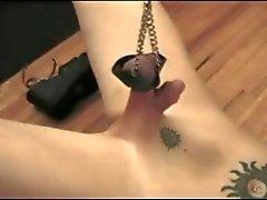 kidutettu Slave