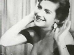 Del softcore Desnudos en el quinientas cincuenta y tres de la los 40 y 50 - Scene 9 de