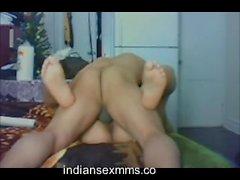 Di Sujata Bhabhi dà BJ Prima della Bella Fanculo Da lei di vicinato Mm