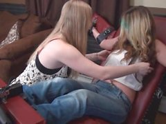 Samantha Toetied and Tickled
