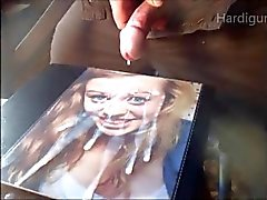 Di Super Squirt panna volto di sperma cam di Jill 2