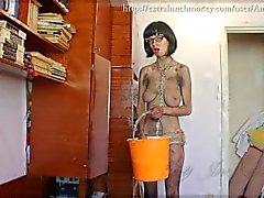 Amedee Vause - Dirty Slave Girl 3 (clip1)