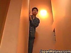 Ayane Asakura Mature Japanese doll part4