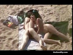 theSandfly Brilliant Beach Lick, Suck & Fuck-fest