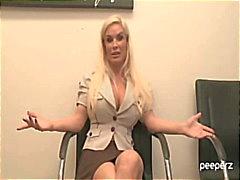 Haastattelun Pornstar Diamond Foxxx