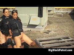 Big Black Dick Outdoors On Binme Tombul Kadın Polisler
