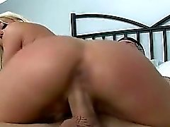Crista Moore Fucked and gets Huge Facial