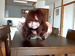 jp girl bondage - turnabout