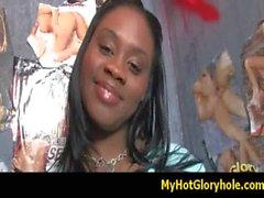 myhotgloryhole - Interracial cock gloryhole sucking - video 8