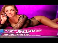 Dionne Daniels Fishnet Classic Elite TV 2011
