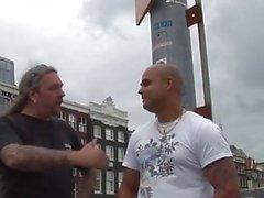 Dutch prostitute doggystyled in holland