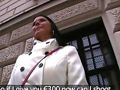 Chech public amateur fucking POV for cash