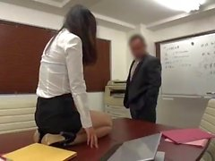 Japanese Office Ladies Big Tits Punished & Humiliated for Mistakes #1