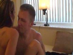 Cheating girlfriend on hidden cam 2